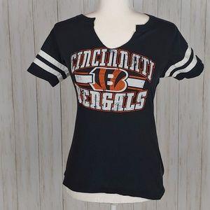 NFL Cincinnati Bengals fan tee